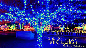 Wild Lights Detroit Zoo Tickets Experience Childhood Wonder At The Detroit Zoo Ad