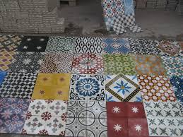 Moroccan Bedroom Furniture Uk Encaustic Cement Tiles