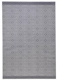 Zala Living Design Teppich Capri Skandinavisch Grau