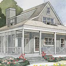 coastal cottage house plans. Nautical Cottage Coastal House Plans C