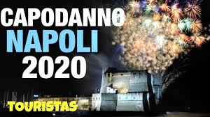 CAPODANNO 2020 NAPOLI #FUOCHIDIARTIFICIO #FIREWORKS #NEWYEAR #2020  #CASTELDELLOVO #SANSILVESTRO2020 - YouTube