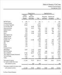 sample balance sheet for non profit nonprofit balance sheet ender realtypark co