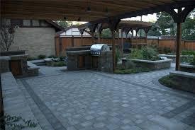 backyard stone patios patio designs dumound ideas best style diy design backyard stone patios