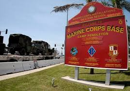 Image result for marine corps camp pendleton military exercise
