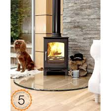 85 efficient purefire ecosy 5kw curve contemporary woodburning stoves multi fuel