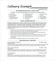 Resume Template Pdf Chef Resume Spectacular Resume Template Editable ...