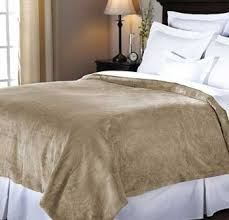 warmest blanket for bed.  Blanket Sunbeam Micro Plush  Voted Warmest Electric Blanket With Warmest Blanket For Bed T