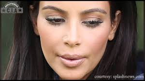 kim kardashian s all caked up face worst makeup malfunction ever