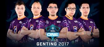 esl one genting aftermath world s no 1 dota 2 e sports data