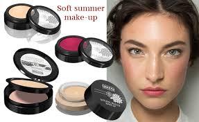 soft summer make up