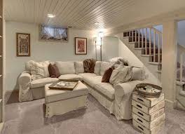 Best Basement Living Rooms Ideas On Pinterest Country Style