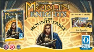 merlin knights of the round table