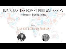 403. The Power of Sharing Stories - YouTube