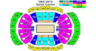 Miami Heat Chart Charlotte Bobcats Vs Miami Heat Sprint Center