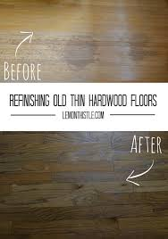 refinishing hardwood floors lemonthistle com