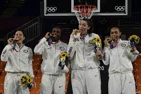 أولمبياد طوكيو.. المنتخب الأميركي يتوج بأول بطولة لمسابقة كرة السلة 3×3  للسيدات