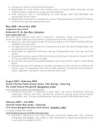 Buffet Attendant Sample Resume Unique Resume Sample For Restaurant Server Restaurant Server Resume