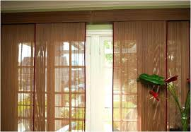 sliding door curtains horizontal blinds for glass doors curtain covering