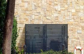 exterior ideas medium size landscape design sandstone wall natural stone cladding dry retaining wall backyard pennsylvania