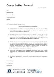 Job Cover Letter Structure Plks Tk