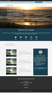 Website Design ChamberMaster - Home design website
