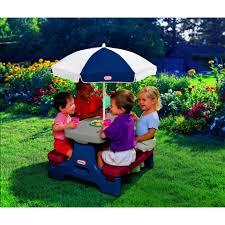 little tikes picnic table umbrella little tikes collapsible picnic table little tikes picnic table