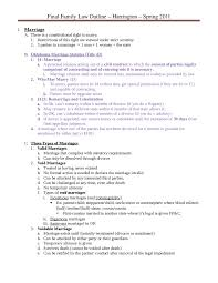law and business planning outlines oxbridge notes united states family law outlines