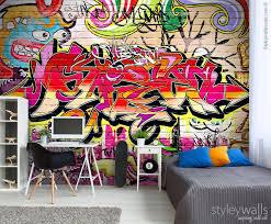 graffiti mural abstract mural graffiti