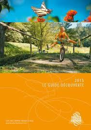 Calam O Guide Decouverte Haute Vienne Tourisme 2015