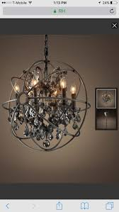 i need to swag mount my rh smoke gray chandelier but i can t find swag hooks that look good with it any suggestions please thank you