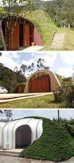 Houses Built Underground 1301 Best Underground House Ideas Images On Pinterest Hobbit