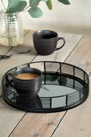 wire mirror tray from the next uk