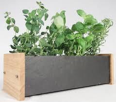 Kitchen Garden Trough Indoor Windowsill Planter Designs Rodanluo