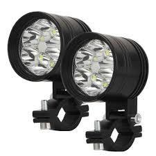 Krator 2 40W 60W Đèn LED Làm Đèn 3 Mô Hình Xe Máy Tròn Tắt Đèn Đường Ốp Nổi  Trắng 12V 24V Đa Năng Thanh Đèn/Đèn Làm Việc