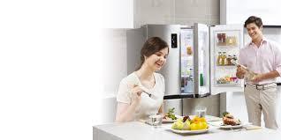 Energy Efficient Kitchen Appliances Lg Refrigerators Smart Innovative Energy Efficient Lg Saudi