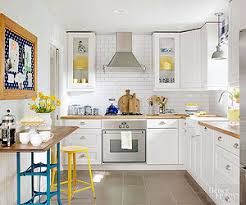 small white kitchens. Brilliant Small Make A Small Kitchen Look Larger Throughout White Kitchens