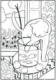 Matisse Coloring Pages Coloring Pages Coloring Pages Coloring Pages