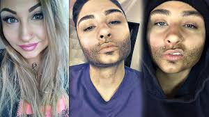 woman to man transformation drag king makeup tutorial and time lapse you