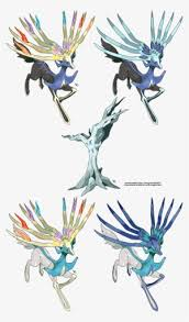 Use this code for facebook, twitter, tumblr, pinterest: Xerneas Vs Shiny Xerneas Png Image Transparent Png Free Download On Seekpng