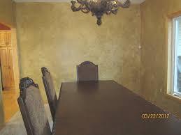 glazed wall treatment