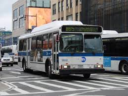 mta nyc orion 5 q65 bus