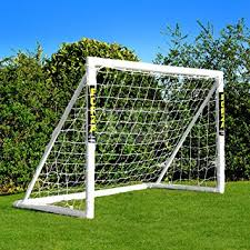 Amazoncom  FORZA Soccer Goals The Ultimate Home Soccer Goals Soccer Goals Backyard