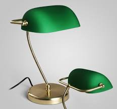 table lamps for office. bankers lamp office desk green table light brass finish lighting 73 lamps for s