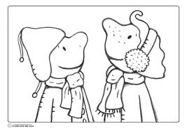 Tekening Children In Kindergarden Zomer Kleurplaten Winter En