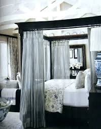 Canopy Draperies Bed Canopy Curtains Canopy Drapes For Queen Bed ...