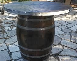 wood barrel furniture. Wood Barrel Furniture. Wine Bar Table Furniture I