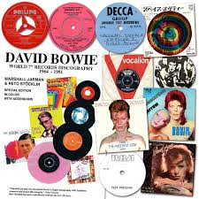 "Bowie <b>worldwide</b> 7"" discography book updated — <b>David Bowie</b>"