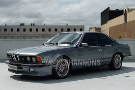 BMW Convertible 1985 bmw m635csi : Sold: BMW M635i Coupe Auctions - Lot 13 - Shannons