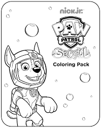 Sea Patrol Coloring Pages At Getcoloringscom Free Printable