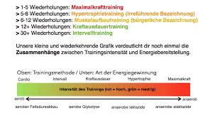 Cardio krafttraining trainingsplan